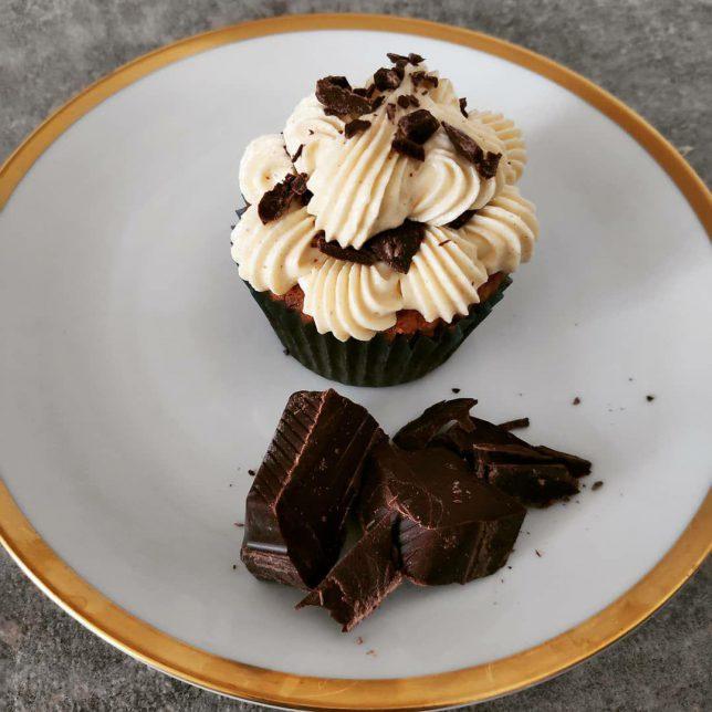 Cupcake Schokolade